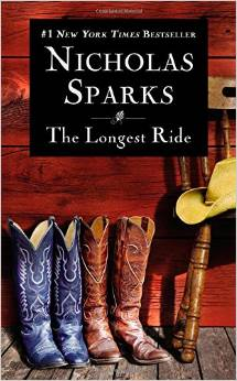 Thumbnail image for On Reading: Nicholas Sparks for the First Time #LongestRide
