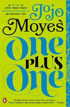 Thumbnail image for One Plus One, Book Club Guide #Giveaway