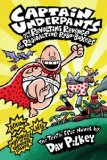 Captain Underpants is back!  {with giveaway}