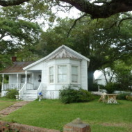 Safe Haven set visit in Southport, NC