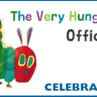 The Very Hungry Caterpillar – 45th Anniversary! #Giveaway