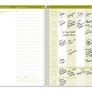 BusyBodyBook Calendar and Planner