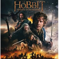 Hobbit 3: Battle of the 5 Armies on Blu-Ray #Giveaway