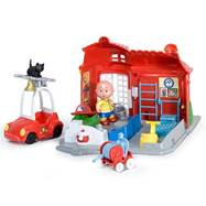 Caillou Playsets Review and Giveaway