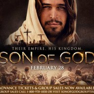 Win #SonofGod tix and Antelope in Living Room book