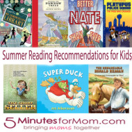 Summer Reading Recommendations {On Reading}
