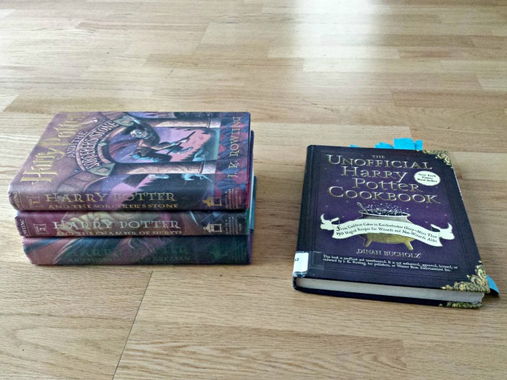 Harry Potter Series to Harry Potter Cookbook