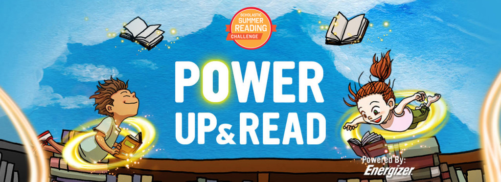 Join Scholastic Summer Reading Challenge