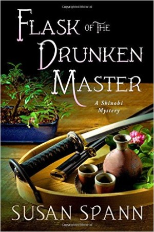 Flask of the Drunken Master by Susan Spann is the third in the Shinobi Mysteries series. Following the adventures of Hiro in medieval Japan as he attempts to find justice and solve the murder of Ginjiro, this is a highly entertaining and fun book.