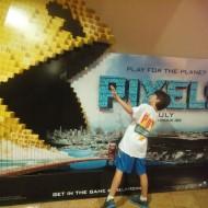 Pixels Movie Review #PixelsMovie