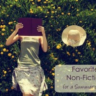 Great Non-Fiction for your Summer Reading