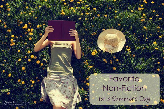 Summer Reading Nonfiction