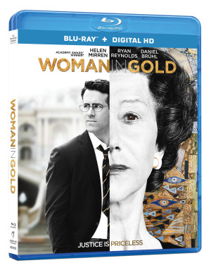 Woman in Gold-Bluray