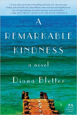 New fiction focusing on four Jewish American women making lives in a seaside village in modern-day Israel.