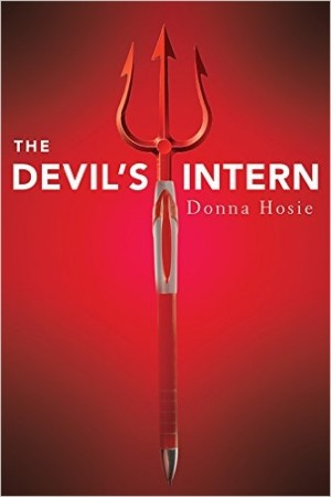 The Devil's Intern by Donna Hosie is a fun young adult novel about a teen who died and wants nothing more than to figure out how to prevent his death and live a long life