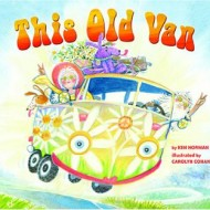 A fun new take on a classic children's counting song in a new picture book.