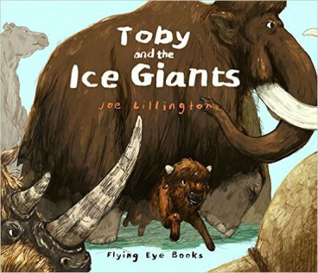 An informational picture book that teaches children about ancient animals through a familiar story line of an exploring young creature.