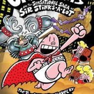Why We Like Captain Underpants #PilkeyPower #ad