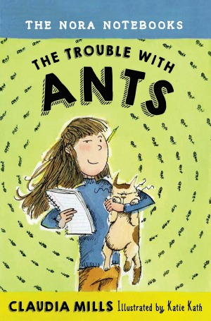 Budding scientist Nora entertains readers with her love for ants and her thoughts on 4th grade life.