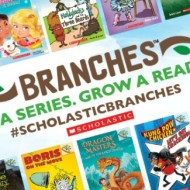 Scholastic Branches, Growing Readers with New Series