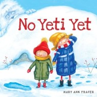 No Yeti Yet, with #Giveaway