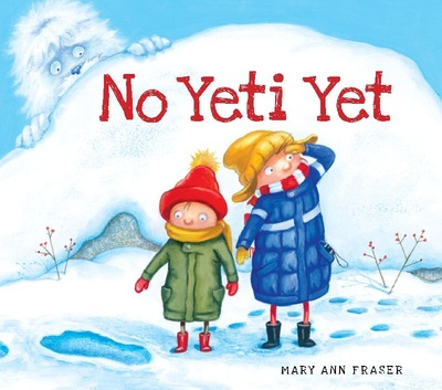 Two brothers set off to find a Yeti on a wintry day. What will they discover?