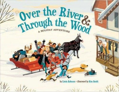 A new twist on the traditional holiday song in picture book form with lovingly portrayed diversity