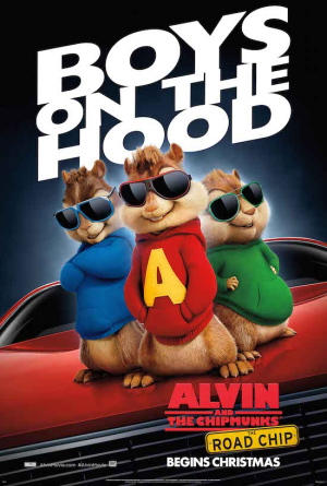 AlvinRoadChip-Poster
