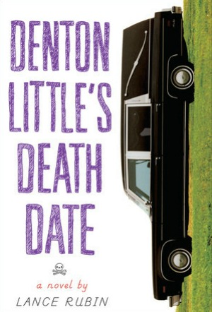 Darkly funny and intriguing, this YA novel entertains and makes readers think