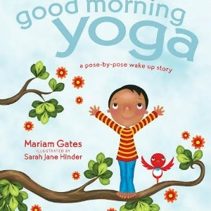 good morning yoga  good night yoga  5 minutes for books