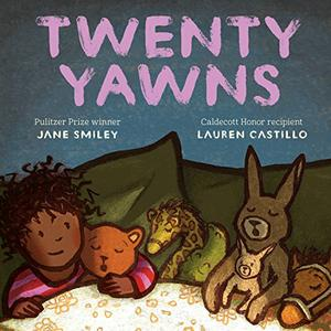 Children can count the yawns along with Pulitzer Prize winner Jane Smiley's new picture book, illustrated by Caldecott Honor artist Lauren Castillo.