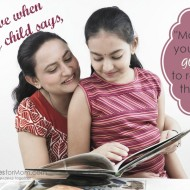 Taking a Book Recommendation From Your Child