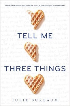 tell me three thingss