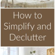 Books that Helped Me Clear the Clutter