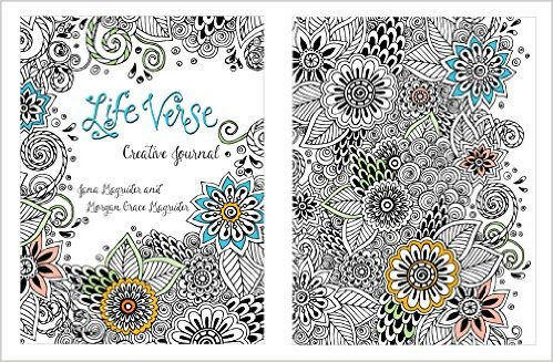 life verse creative journal