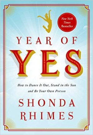 year of saying yes