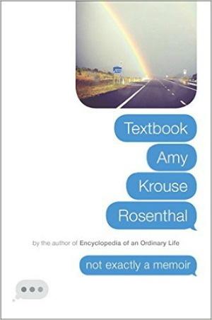 Amy Krouse Rosenthal's latest creative project combines memories, musings, and reader interaction for a unique reading experience