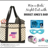 Bridget Jones — Larger than Life on the Big Screen #BridgetJonesBaby #Giveaway