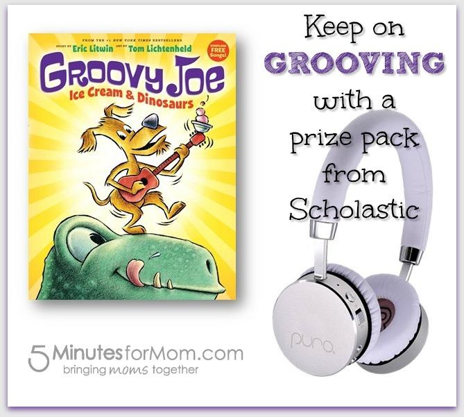 groovy-joe-prize-pack
