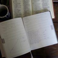 Sacred Ordinary Days Planner