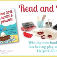 If You Give a Mouse a Brownie #Giveaway