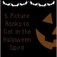 Picture Books Perfect for the Halloween Season