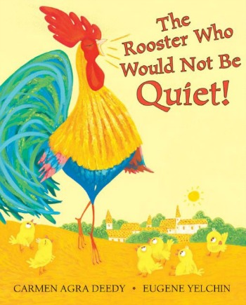 A thoughtful and evocative picture book to encourage children to follow their spirits.