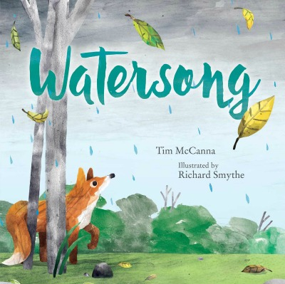 Stunning watercolor illustrations bring this picture book of onomatopoeia to beautiful life.