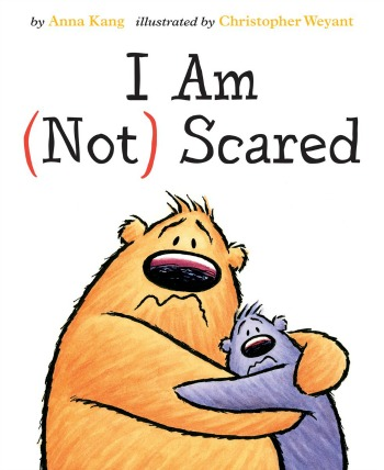 Third in the series, I AM (NOT) SCARED, brings the two furry friends back together in a new adventure.