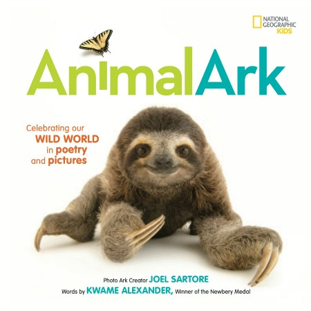 Poetry that is full of life meets incredibly alive photography in ANIMAL ARK.