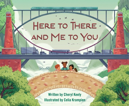 Discover the many ways bridges-- of all sorts-- can bring us together in this delightful picture book.