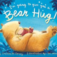 I'm Going to Give You a Bear Hug! #Giveaway