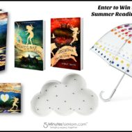 Why Series are Perfect for your Kids' Summer Reading #SerafinaBooks #Giveaway