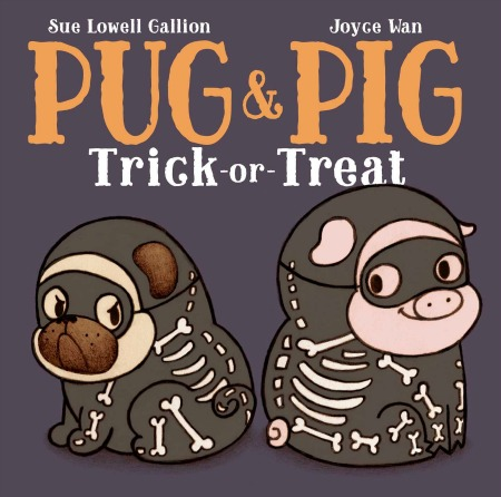 Will Pug & Pig have fun on Halloween?